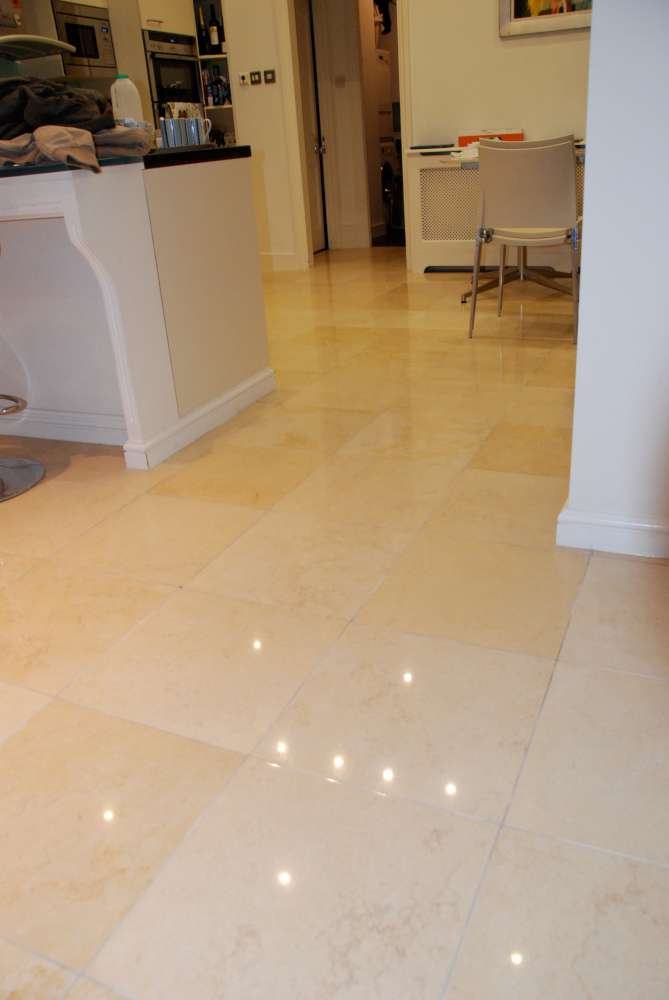Stone Floor Cleaning London  Silver Lining Floor Care