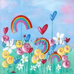 Rainbow Garden- Lynsay Hay, Perth