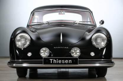 1952 Porsche 356 1300 Pre A Coupe-12