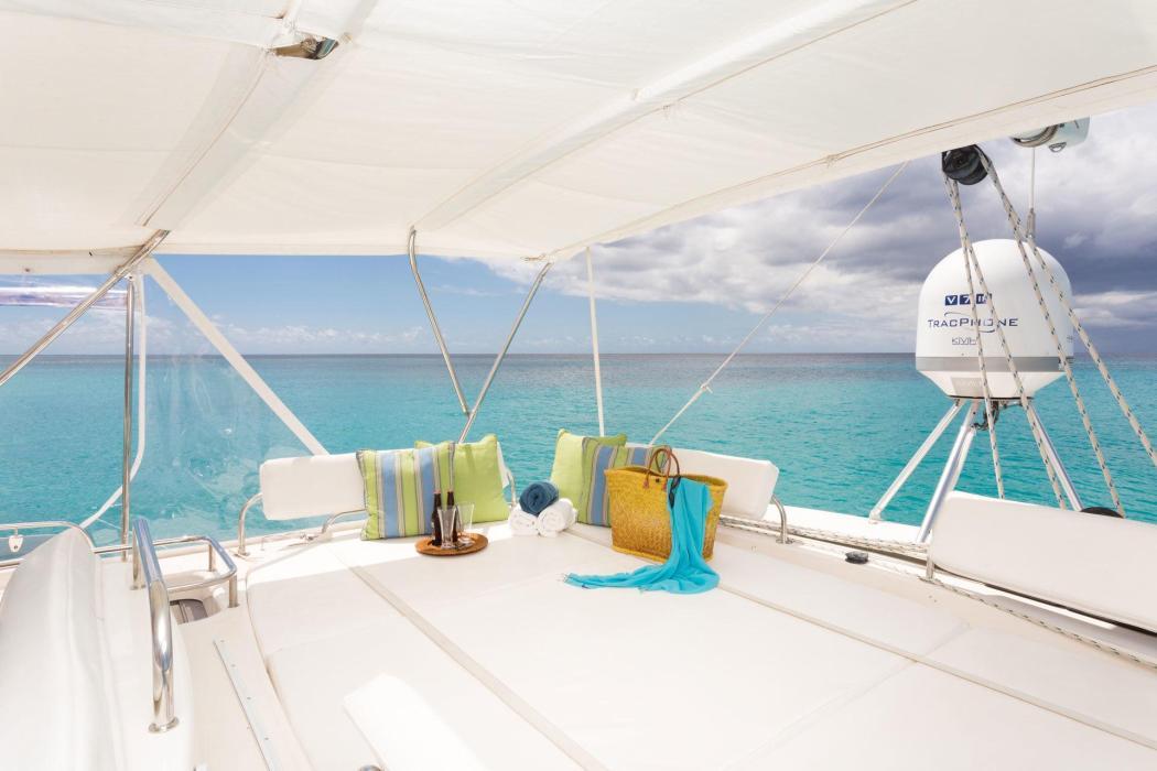 Catamarans in Barbados - Silver Moon Luxury Catamarans