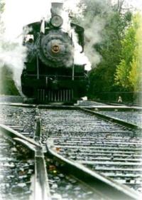 приближаващ влак