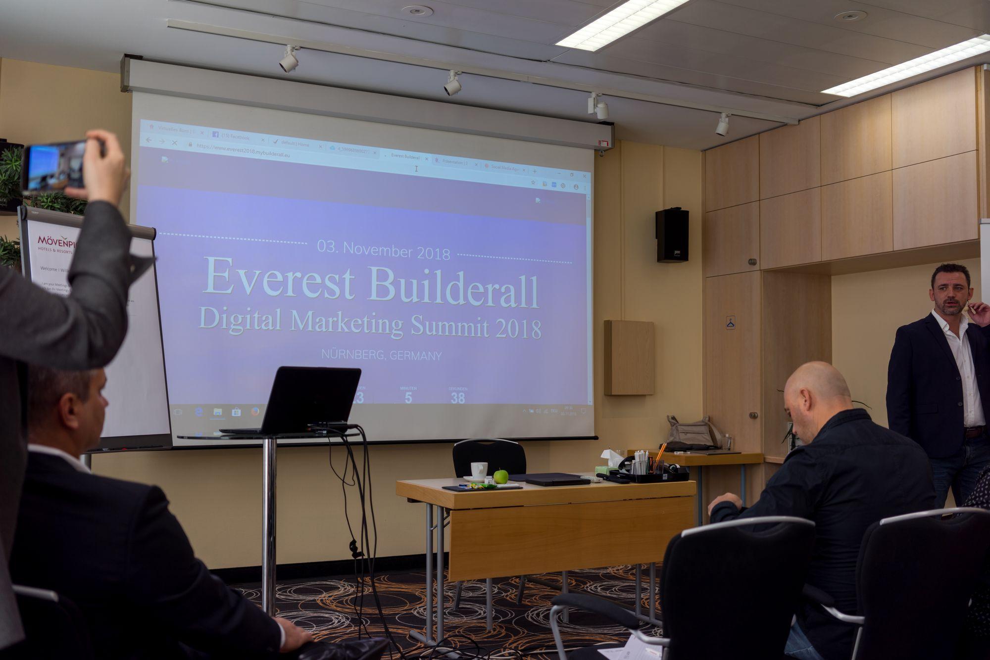 Builderall Everest 2018 in Nürnberg (Germany)
