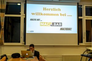 MACH.BAR Event 2020 in Biberach