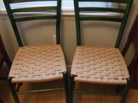 Silver River Center for Chair Caning  Stolen.Mid-Century ...