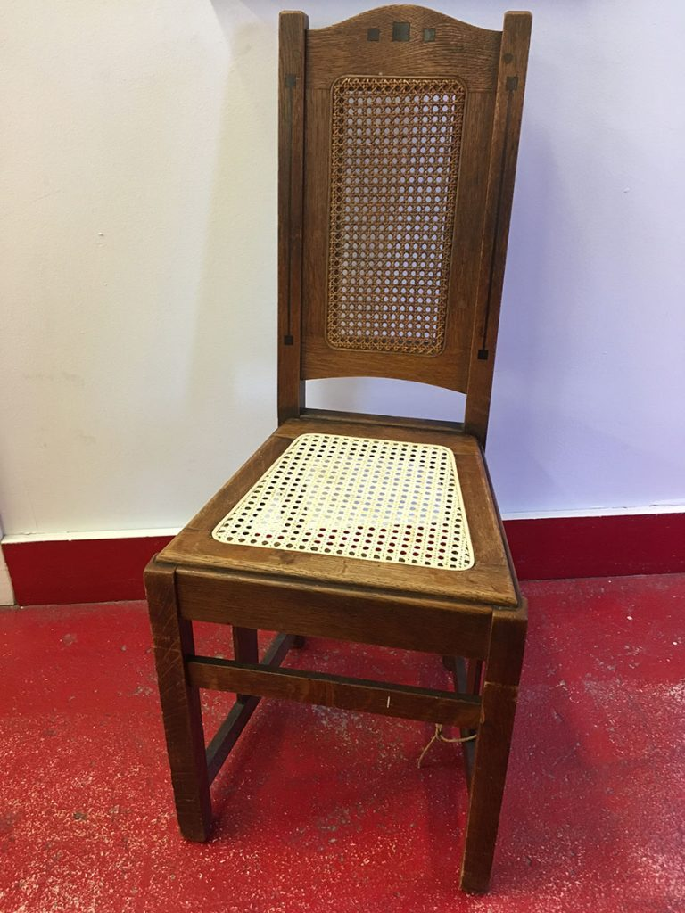 Silver River Center for Chair Caning  Custom Machine Cane Seats