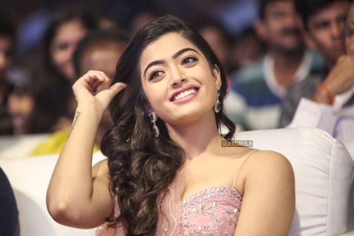 Rashmika Mandanna Hot Cute Pictures