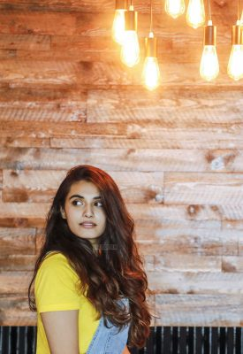 Divyansha Kaushik Photoshoot Stills  Silverscreenin