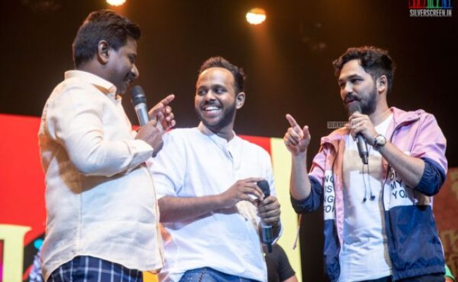 Naan Sirithal Movie Review A Comedy With A Role Tailor
