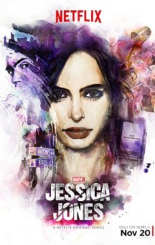 Poster Jessica Jones Season 1 (2015)