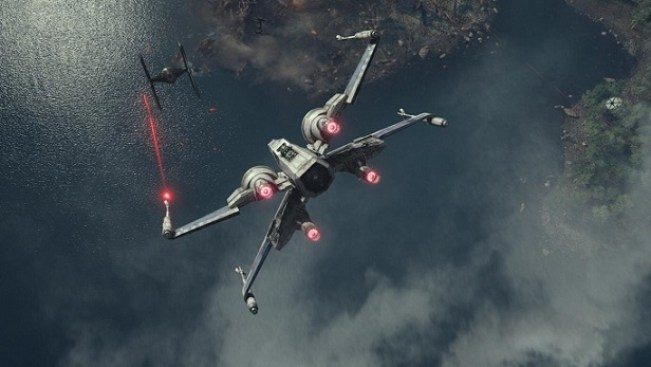 Stills Star Wars The Force Awakens 2015 2