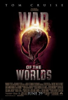 Poster War of the Worlds 2005