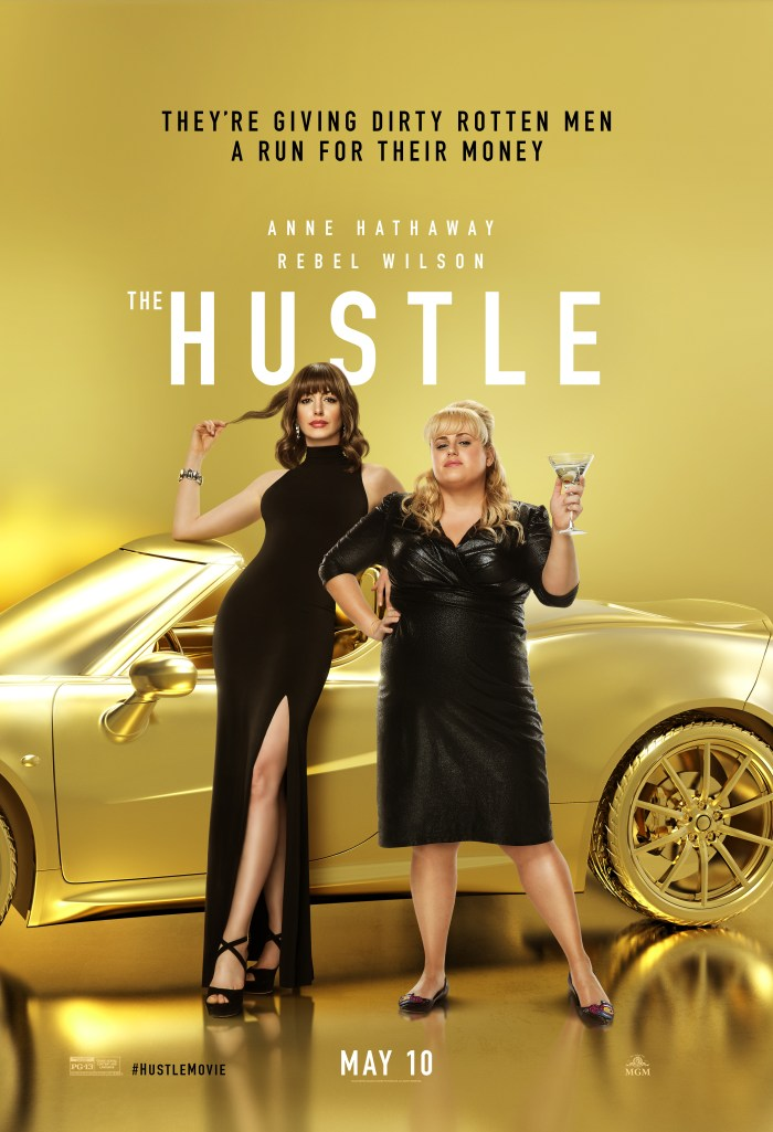 The Hustle (2019) 1
