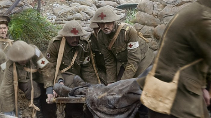 They Shall Not Grow Old (2018) 7