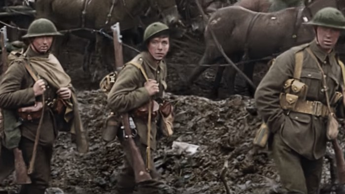 They Shall Not Grow Old (2018) 8