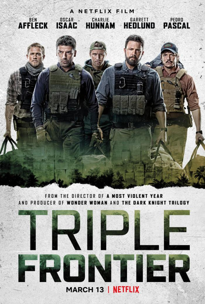 Triple Frontier (2019) 1