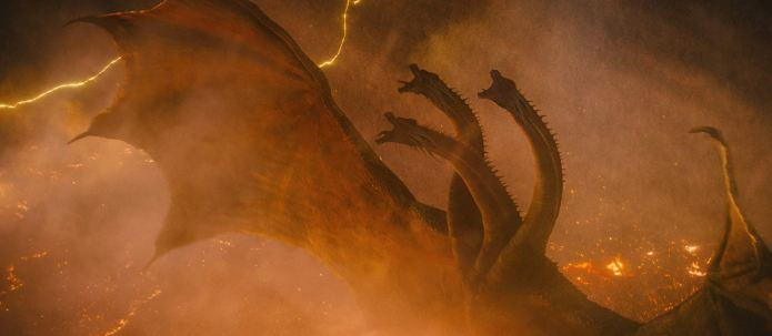 Godzilla: King of the Monsters (2019) Warner Bros. Pictures