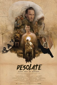 Desolate (2018) Poster 1