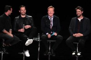 James Ransone, Bill Hader, Conan O'Brien, Andy Muschietti, Director