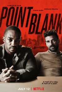 Point Blank (2019) Poster 1