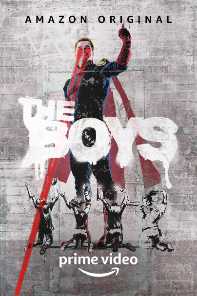 The Boys S1 (2019) Poster 1
