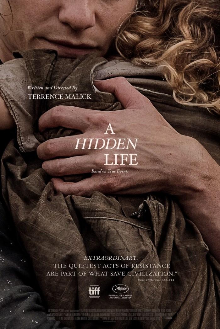 A Hidden Life (2019) POster