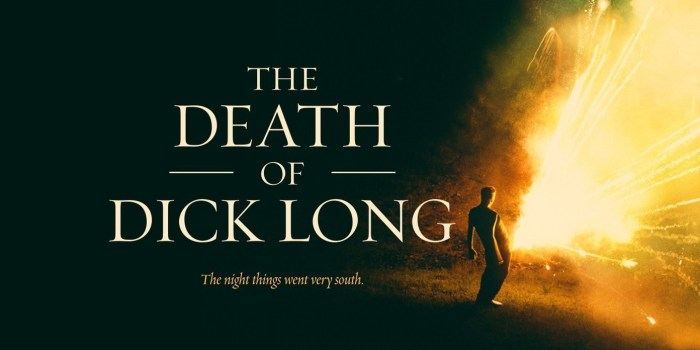 The Death of Dick Long - 1