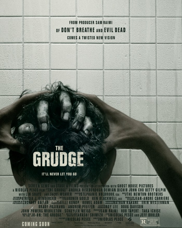 The Grudge Poster 1