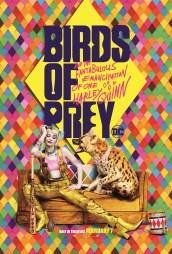 Birds of Prey (2020) Poster 1