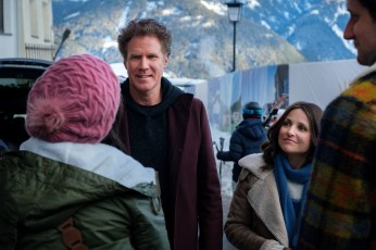 Will Ferrell and Julia Louis-Dreyfus in the film DOWNHILL. Photo by Jaap Buitendijk. © 2020 Twentieth Century Fox Film Corporation All Rights Reserved