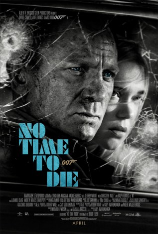 No Time to Die (2020) Poster 0