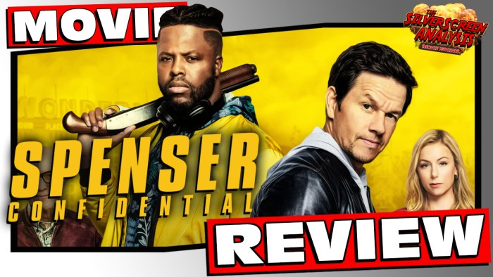 Spenser Confidential Video Review The Silverscreen Analysis