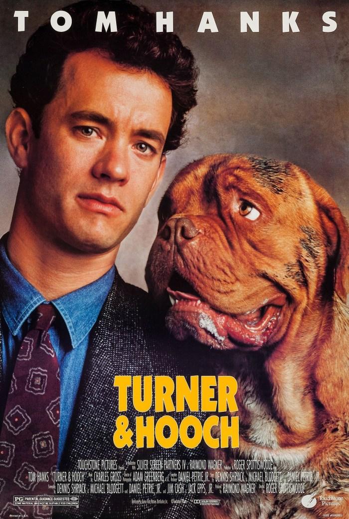 Poster - Turner Hooch