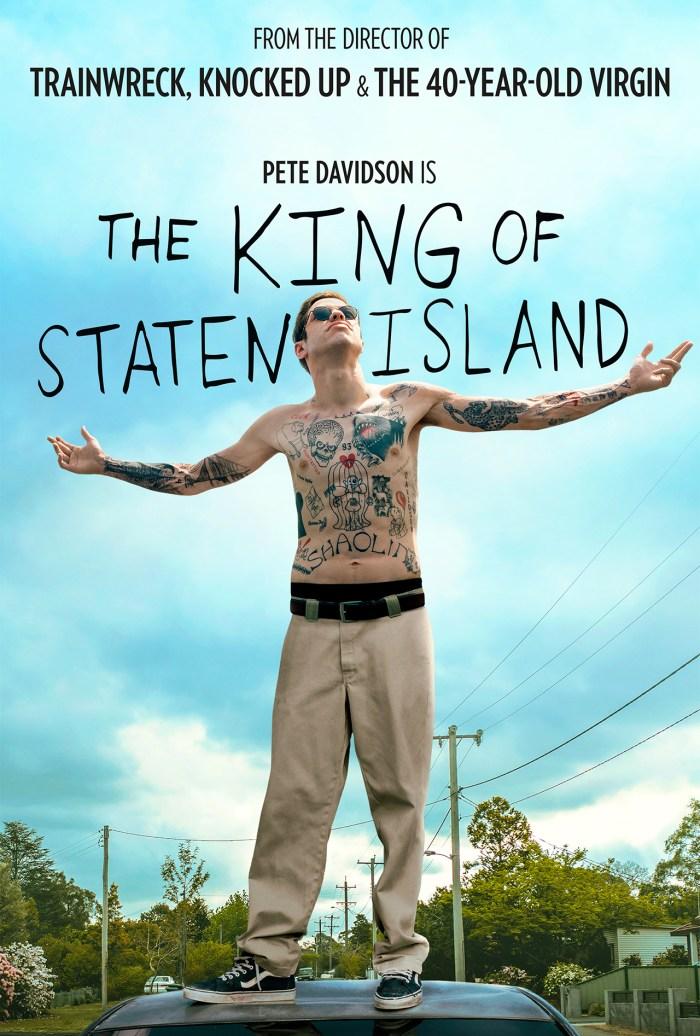 king-of-staten-island-poster