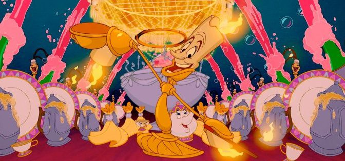 Movie Review: Beauty and the Beast (1991)
