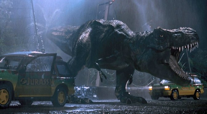 Movie Review: Jurassic Park