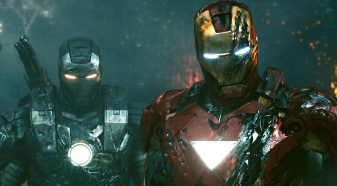 Movie Review: Iron Man 2