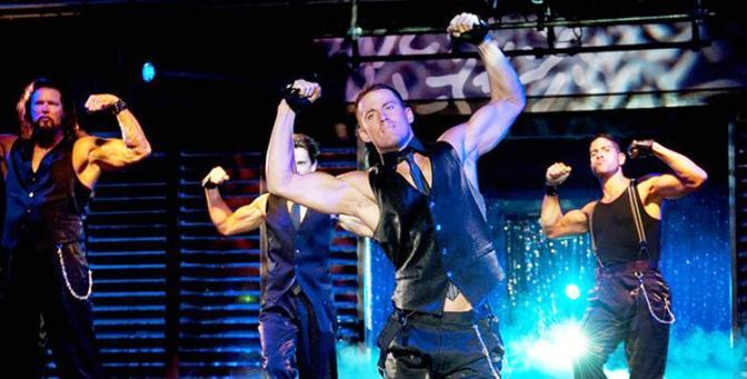 Movie Review: Magic Mike