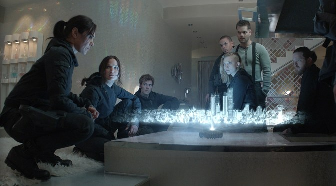 Movie Review: Mockingjay – Part I