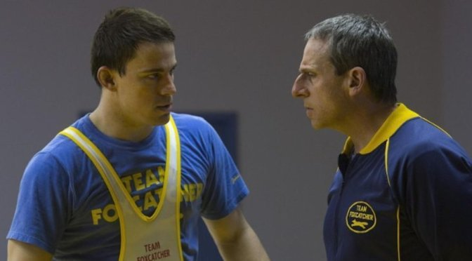 Movie Review: Foxcatcher