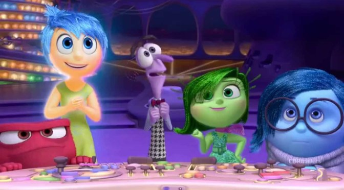 Movie Review: Inside Out (2015)
