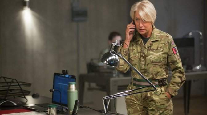 Movie Review: Eye in the Sky (2016)