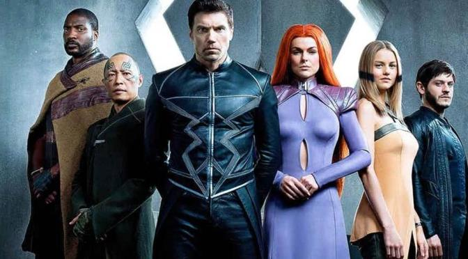Movie Review: Inhumans (2017)