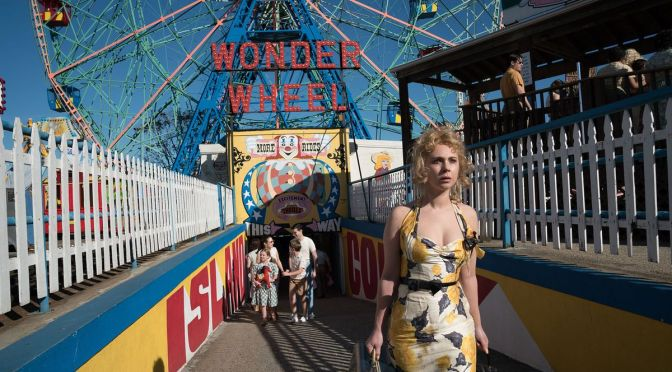 Movie Review: Wonder Wheel (2017)