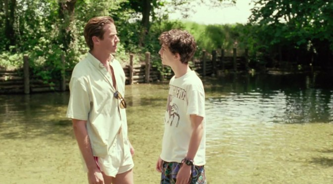 Movie Review: Call Me By Your Name