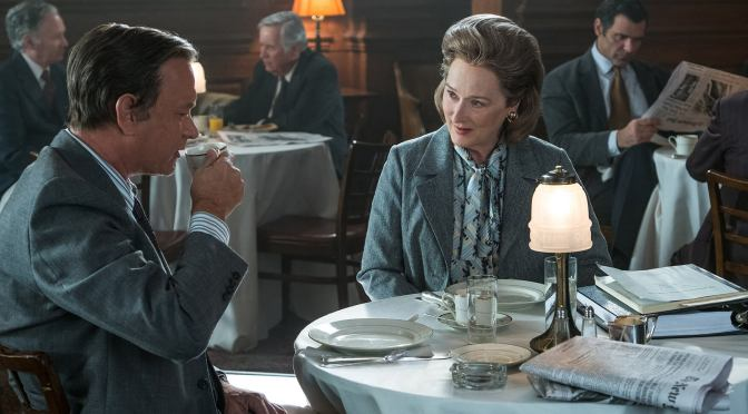Movie Review: The Post (2017)