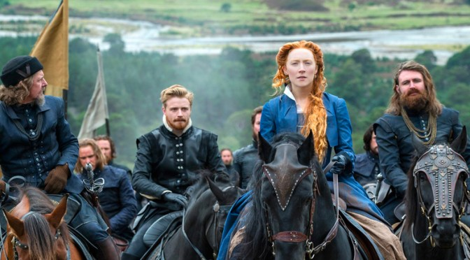 Movie Review: Mary Queen of Scots (2018)