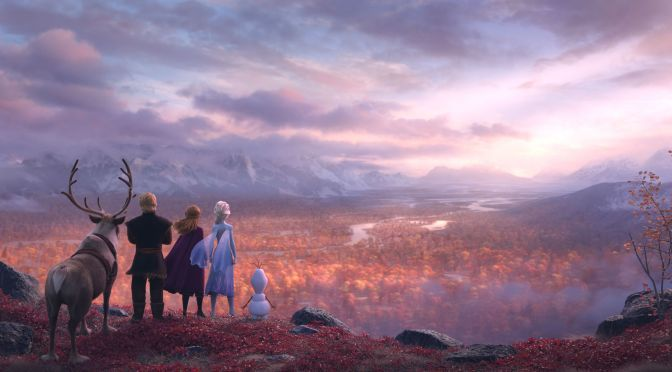 Movie Review: Frozen 2 (2019)