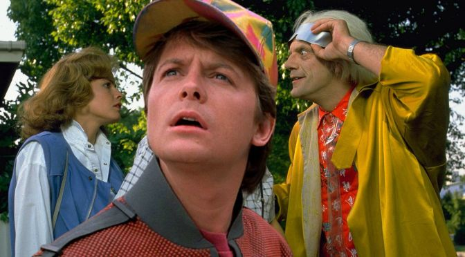 Movie Review: Back to the Future Part II (1989)