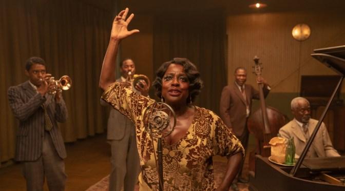 Movie Review: Ma Rainey's Black Bottom (2020)