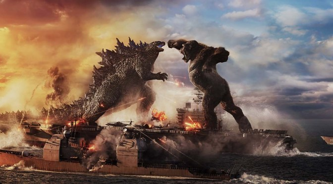 Movie Review: Godzilla vs. Kong (2021)